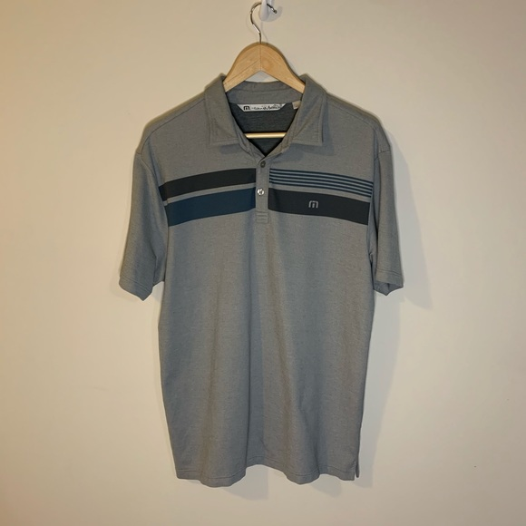 Travis Mathew Other - Travis Mathew Short Sleeve Polo Shirt
